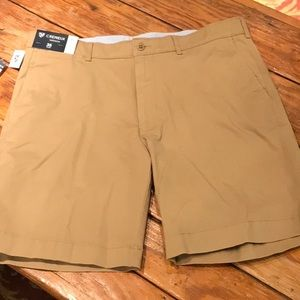 Cremieux size 35 Men's Kakki shorts